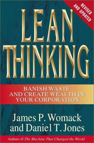 Lean Thinking: Banish Waste and Create Wealth in Your Corporation, Revised and Updated 9780743249270