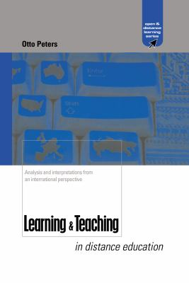 Learning & Teaching in Distance Education 9780749428556