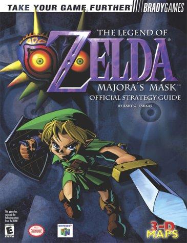 Legend of Zelda: Majora's Mask 9780744000122