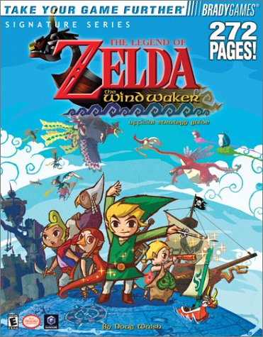 Legend of Zeldaa: The Wind Waker Official Strategyguide 9780744001860