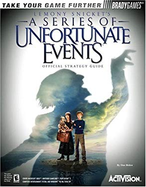 Lemony Snicket's: A Series of Unfortunate Events Official Strategy GUI de 9780744004625