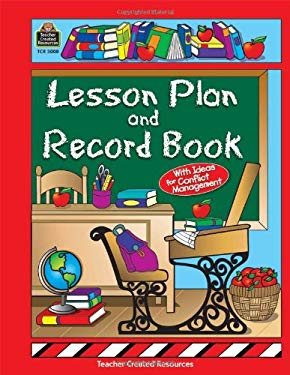 Lesson Plan and Record Book 9780743930086