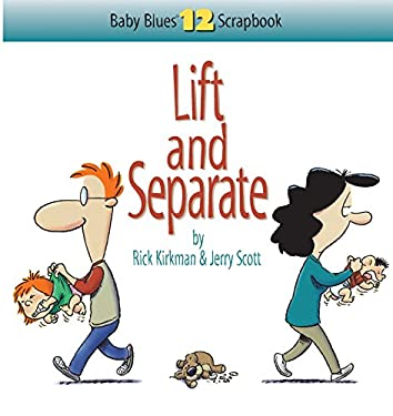Lift and Separate: Baby Blues Scrapbook No. 12 9780740704550