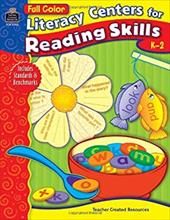 Literacy Centers for Reading K-2