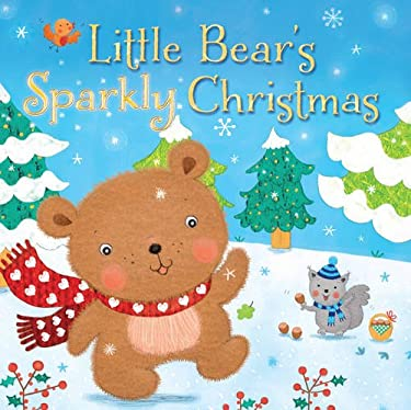 Little Bear's Sparkly Christmas 9780745962627