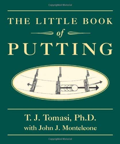 Little Book of Putting 9780740714580