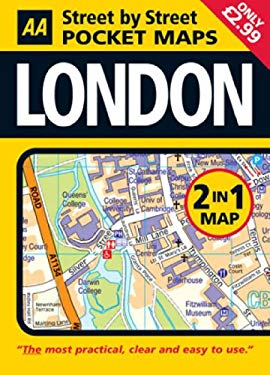 London Pocket Map 9780749553487