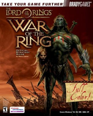 Lord of the Rings: War of the Ring Official Strategy Guide 9780744003499