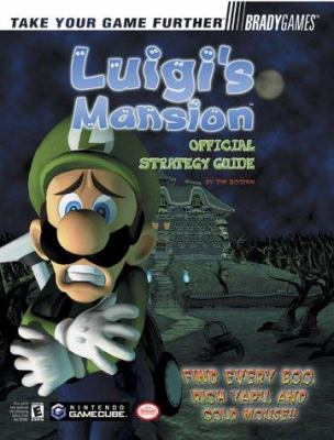 Luigi's Mansion Official Strategy Guide 9780744001198