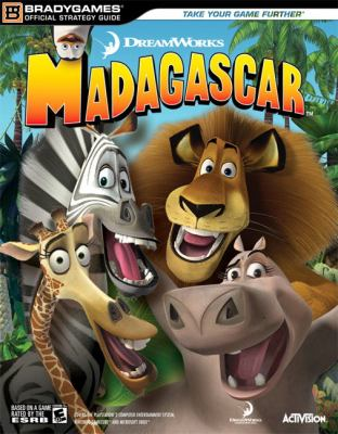 Madagascar Official Strategy Guide 9780744005479