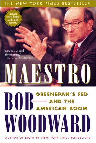Maestro: Greenspan's Fed and the American Boom 9780743205627
