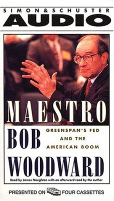 Maestro: Greenspans Fed and the American Boom 9780743506731