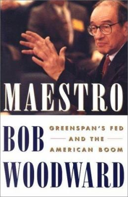 Maestro: Greenspans Fed and the American Boom 9780743204125
