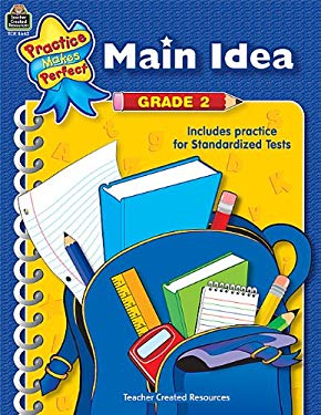 Main Idea, Grade 2 9780743986427