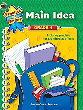Main Idea, Grade 4 9780743986441