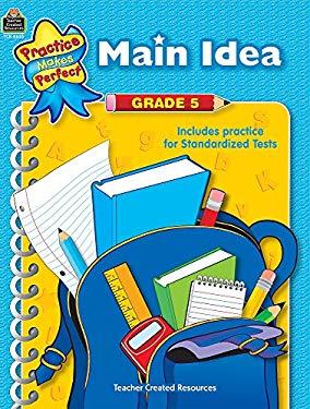 Main Idea, Grade 5 9780743986458