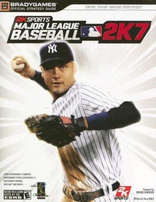 Major League Baseball 2K7 9780744009040