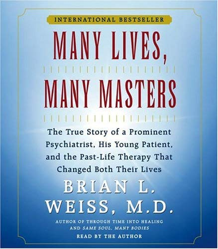 Many Lives, Many Masters 9780743538428