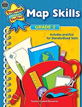 Map Skills Grade 2 9780743937276