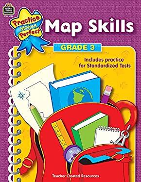 Map Skills, Grade 3 9780743937283