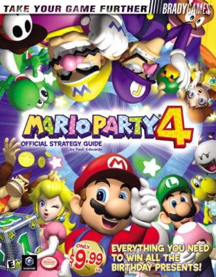 Mario Partya(r) 4 Official Strategy Guide 9780744002096