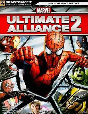 Marvel: Ultimate Alliance 2 9780744010879