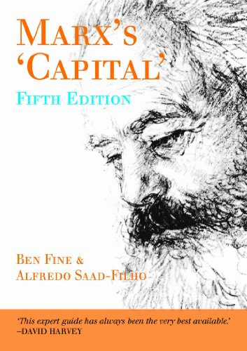 Marx's Capital 9780745330167