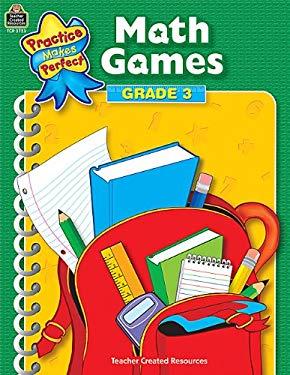 Math Games Grade 3 9780743937238