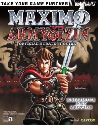 Maximo Vs Army of Zin Official Strategy Guide 9780744003123