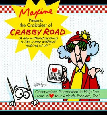 Maxine presents the crabbiest of crabby road by john wagner maxine presents the crabbiest of crabby road by john wagner greetings shoebox m4hsunfo