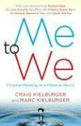 Me to We: Finding Meaning in a Material World 9780743298315