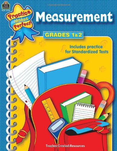 Measurement Grades 1-2 9780743933193