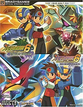 Mega Man Battle Network 6: Official Strategy Guide 9780744008128