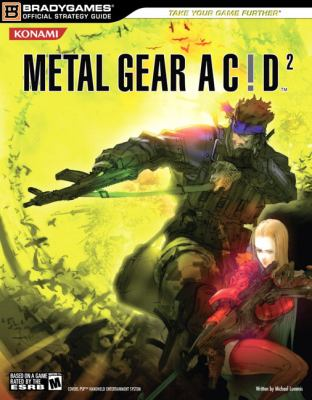 Metal Gear Acid 2 9780744007565