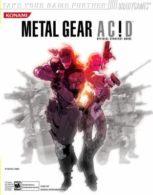 Metal Gear Acid Official Strategy Guide 9780744005110