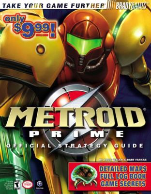Metroida Prime Official Strategy Guide 9780744001853