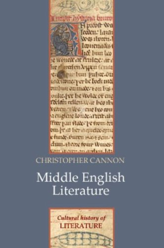 Middle English Literature: A Cultural History 9780745624426