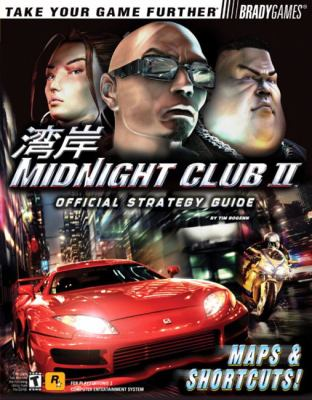Midnight Club II: Official Strategy Guide 9780744001792