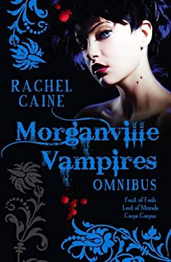 Morganville Vampires Books 4-6. 9780749009694