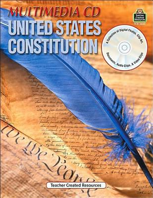 Multimedia Kits: Us Constitution CD 9780743930406