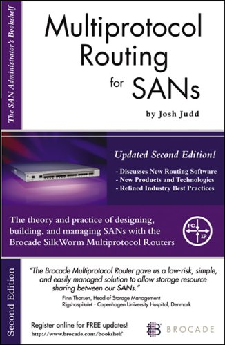 Multiprotocol Routing for Sans 9780741423061