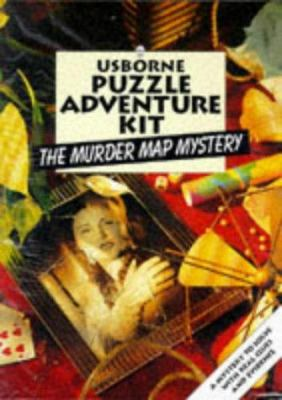 Murder Map Mystery 9780746028308