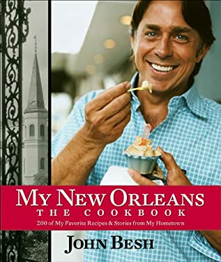 My New Orleans: The Cookbook 9780740784132