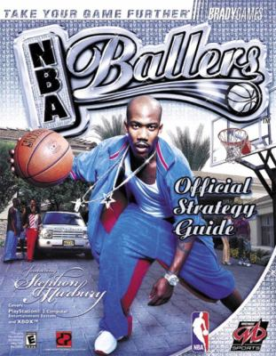 NBA Ballers Official Strategy Guide 9780744003741