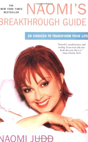 Naomi's Breakthrough Guide: 20 Choices to Transform Your Life 9780743236638