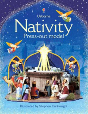 Nativity Press-out Model 9780746089262