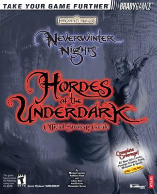 Neverwinter Nights: Hordes of the Underdark Official Strategy Gu 9780744003413