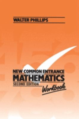 New Common Entrance Mathematics - Workbook 9780748717590
