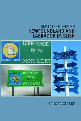 Newfoundland and Labrador English 9780748626175