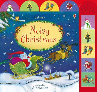 Noisy Christmas: Sound Book 9780746097830